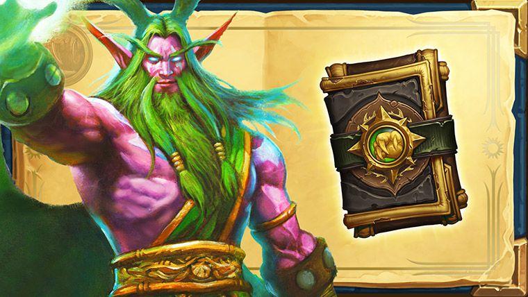 炉石传说20.4版本更新内容:新卡包、新英雄、新玩法介绍[多图]图片8
