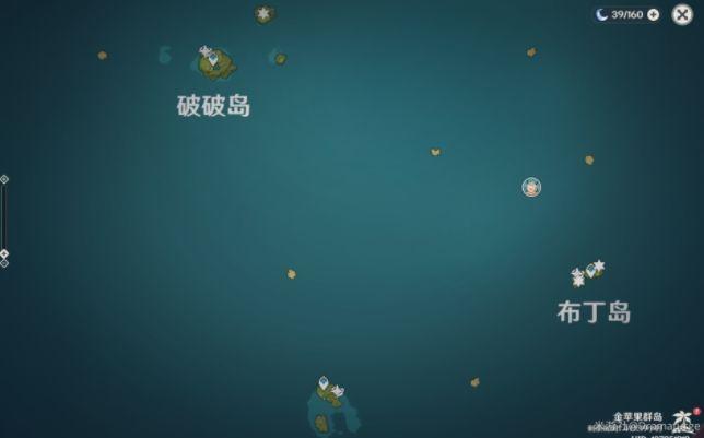 原神回声海螺位置大全:回声海螺位置分布一览[多图]图片4