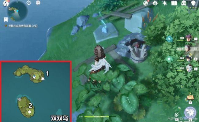原神回声海螺位置大全:回声海螺位置分布一览[多图]图片3