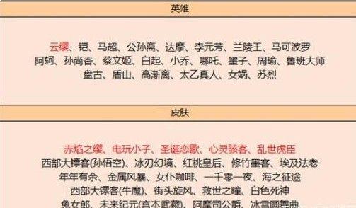 王者荣耀24赛季更新内容汇总:6月16日体验服s24赛季更新、云缨上线[多图]图片9