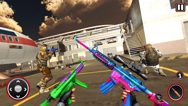 飞机劫持反击游戏图片2