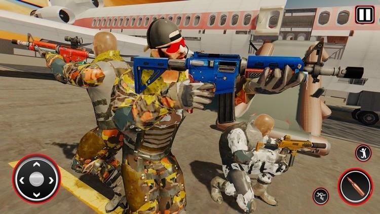 飞机劫持反击游戏图片1