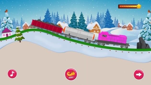 列车设计与运行游戏图片2