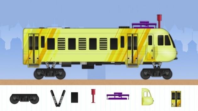 列车设计与运行游戏图片4
