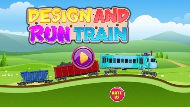列车设计与运行游戏图片5