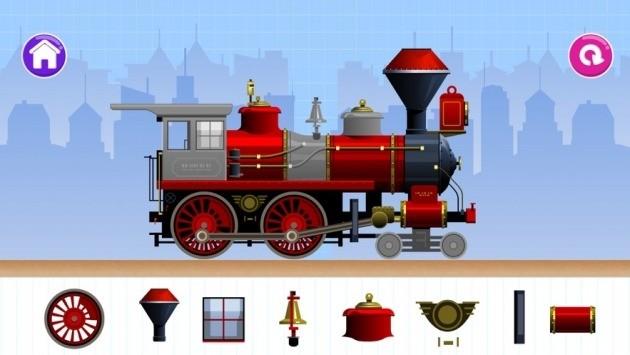 列车设计与运行游戏图片1
